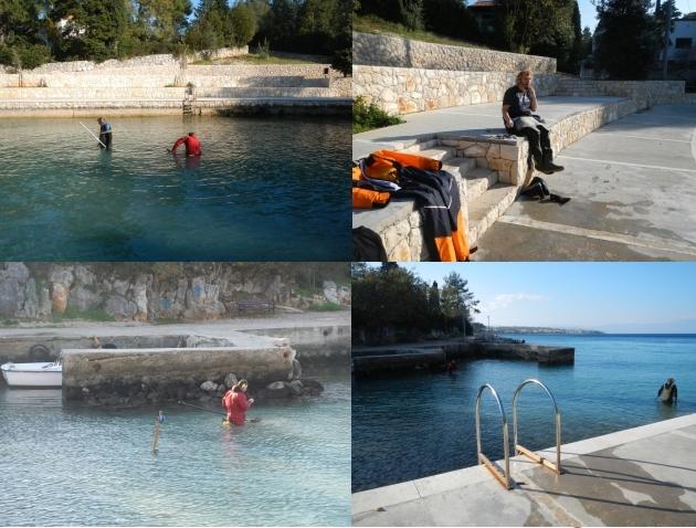 Detektor kovů CTX 3030 praxe ve vodě
