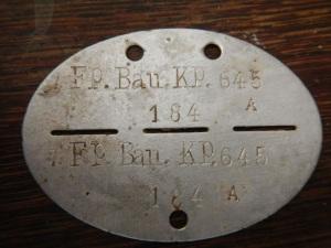 Nálezy detektorem kovů Tesoro Tejon