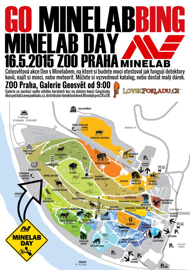 Minelab Den