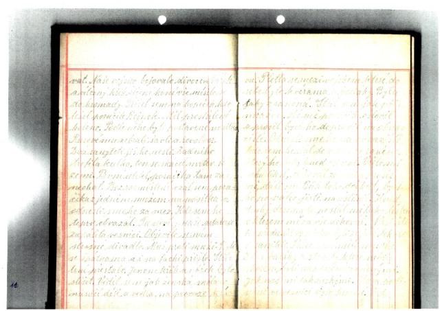 Deník vojáka část 3