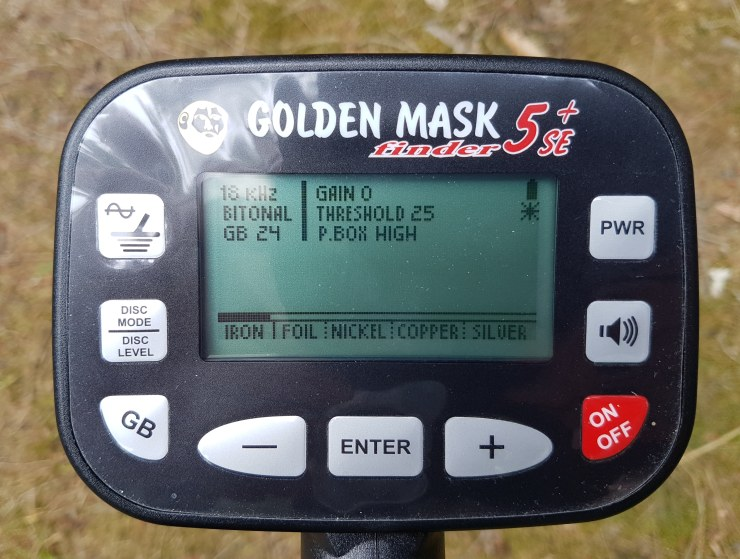 Nový Golden Mask GM5+SE