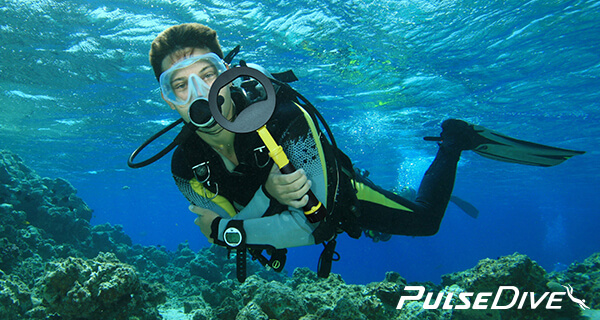 Nokta - Makro Pulsedive Pointer + Scuba SET