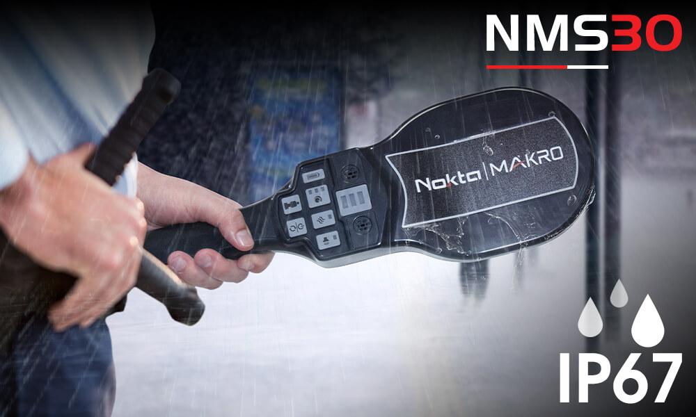 Nové ruční bezpečnostní detektory Nokta-Makro