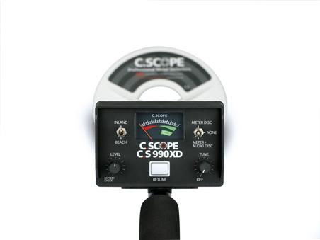 Detektor kovů C-Scope CS990XD