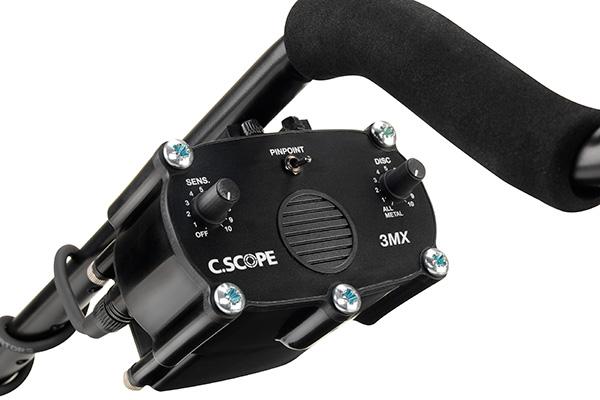 Detektor kovů CScope C.S3MXi Pro