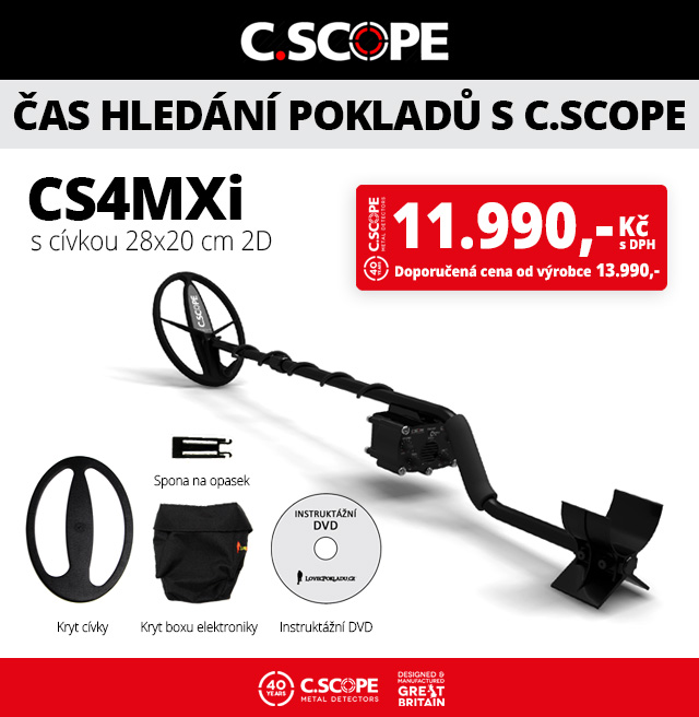 C.Scope CS4MXi