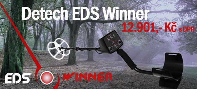 Detektor kovů Detech EDS Winer