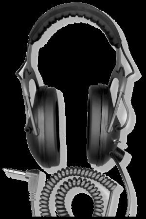 Sluchátka pro detektory kovů Jolly Rogers