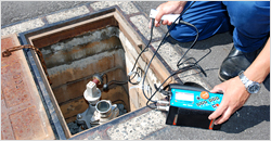Detektor úniku vody Fuji Tecom HG 10A II