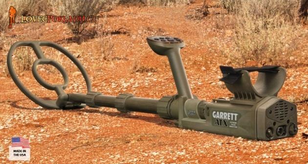 Detektro kovů Garrett ATX