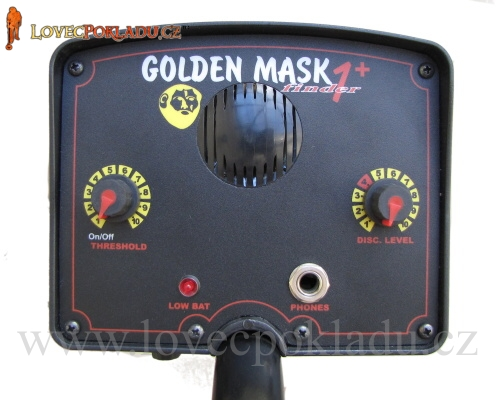 Detektor kovů Golden Mask GM1