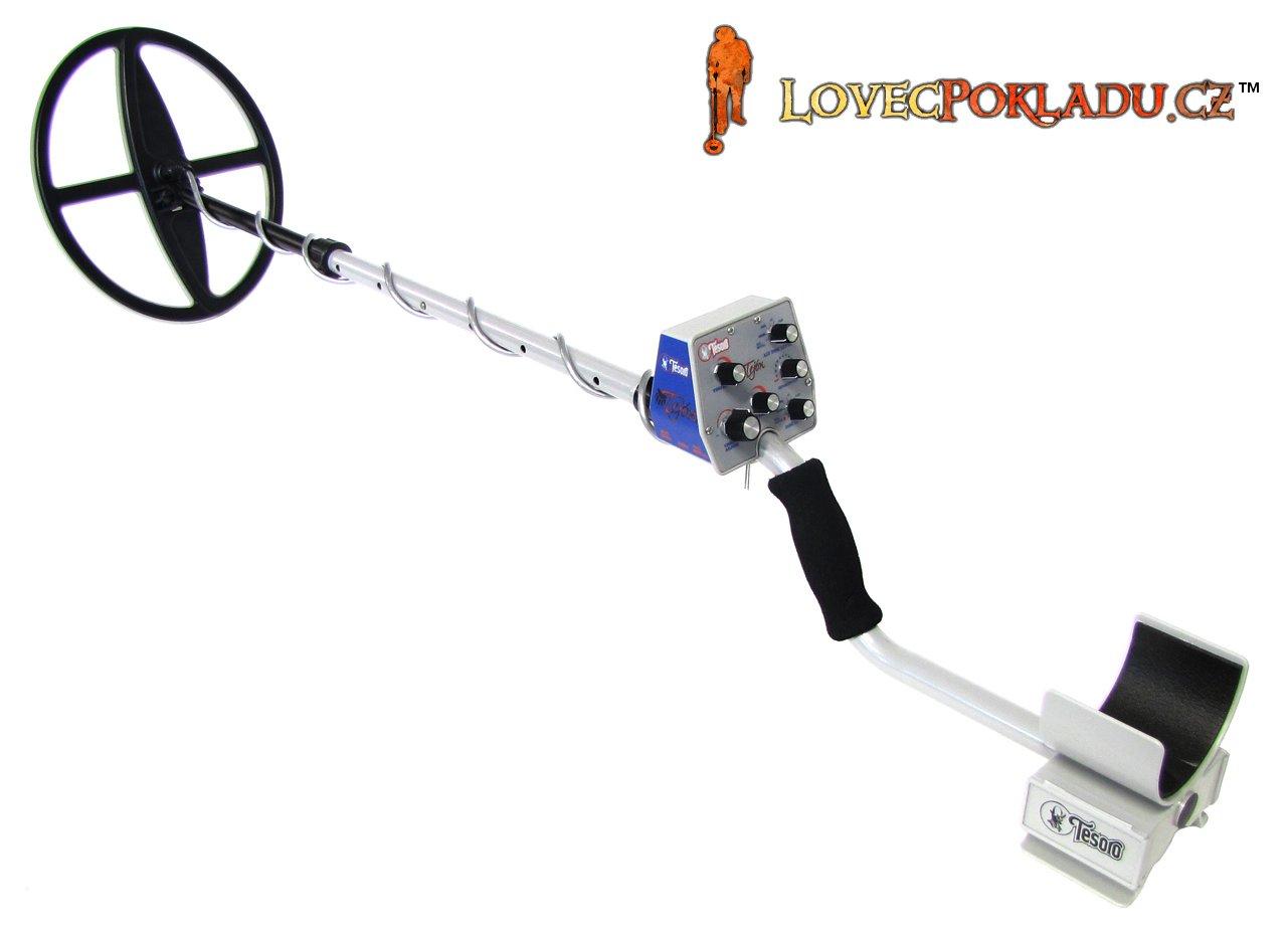 Detektor kovů Tesoro Tejon 2D H.O.T