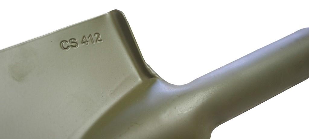 Lopatka pevná polní CS 412 dle vzoru ČSLA