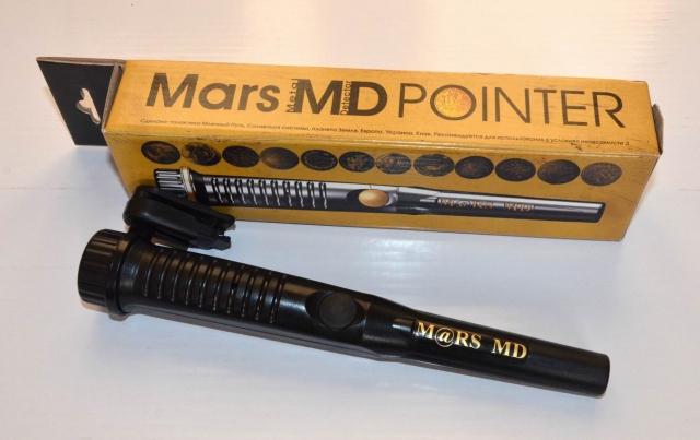 Detektor kovů Mars MD