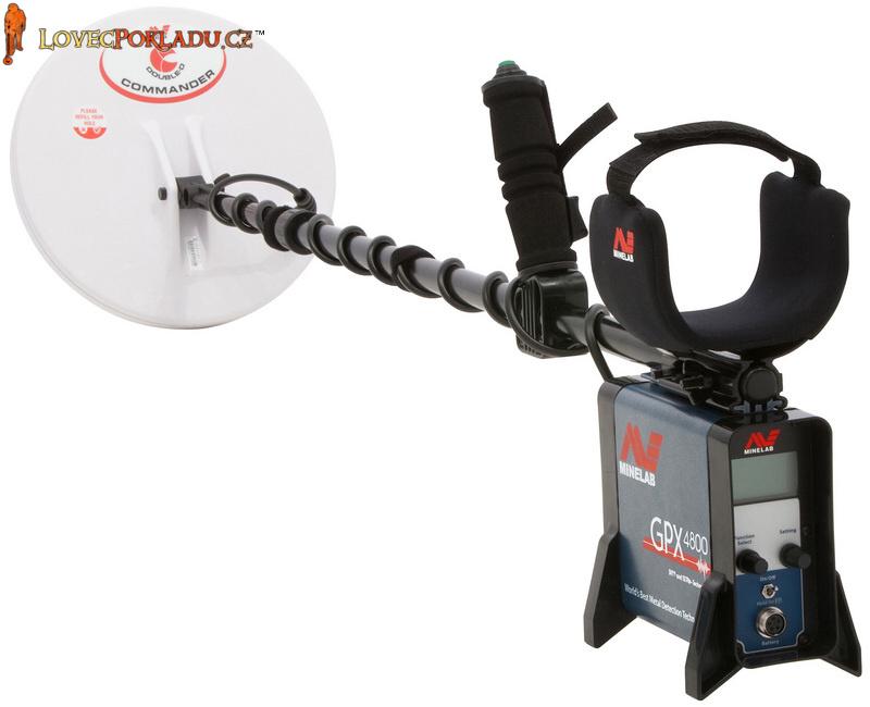 Detektor kovů Minelab GPX 4800