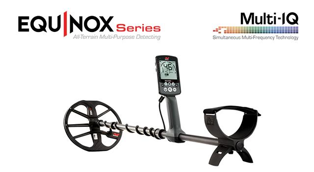Detektor kovů Minelab Equinox 800