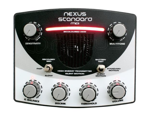 Nexusem Standard MK II. hluboko