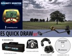 Detektor kovů Bounty Hunter Quick Draw Pro SET