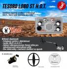 Detektor kovů Tesoro Lobo ST H.O.T