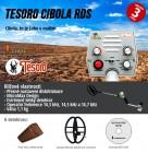 Detektor kovů Tesoro Cibola