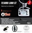 Detektor kovů Tesoro Lobo Super TRAQ