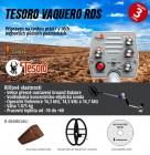 Detektor kovů Tesoro Vaquero